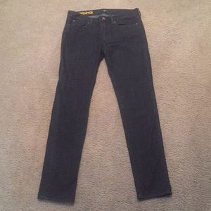 J Crew Stretch Toothpick Jeans